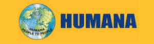 Humana logo second hand store