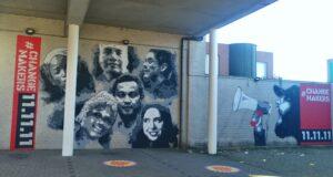 Murals4Change Changemakers Destelbergen